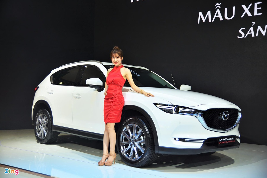 Chi tiet Mazda CX-5 2019 - chu yeu khac phuc nhuoc diem hinh anh 1