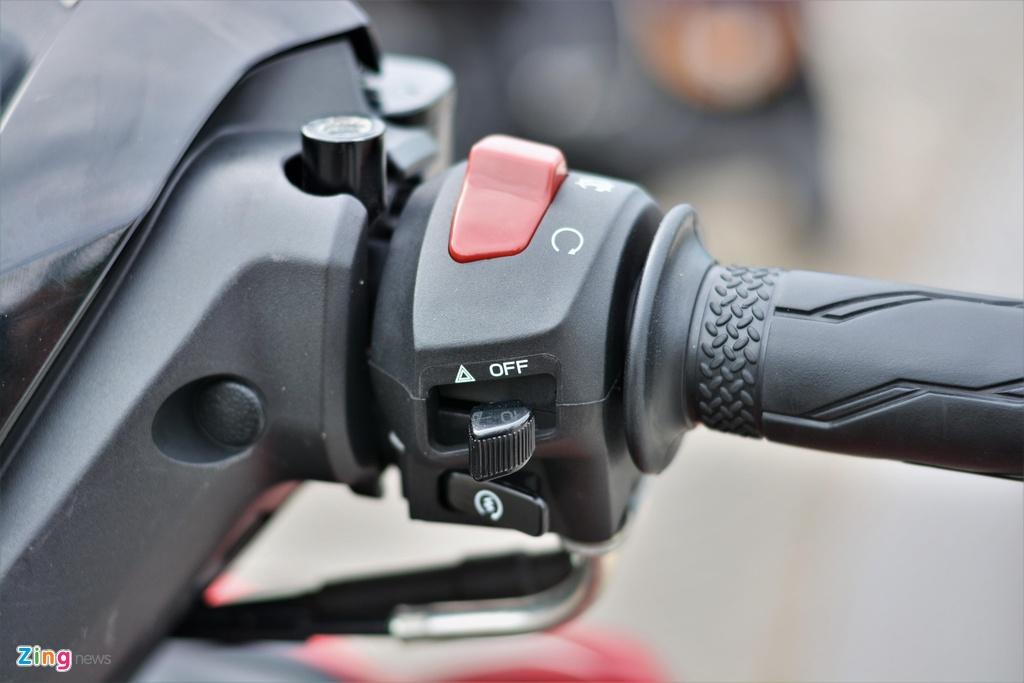Yamaha Exciter 150 nhap khau khac gi ban lap rap trong nuoc? hinh anh 4