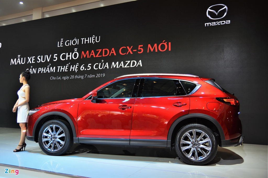 Chi tiet Mazda CX-5 2019 - chu yeu khac phuc nhuoc diem hinh anh 2
