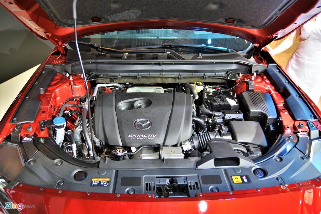Chi tiet Mazda CX-5 2019 - chu yeu khac phuc nhuoc diem hinh anh 3