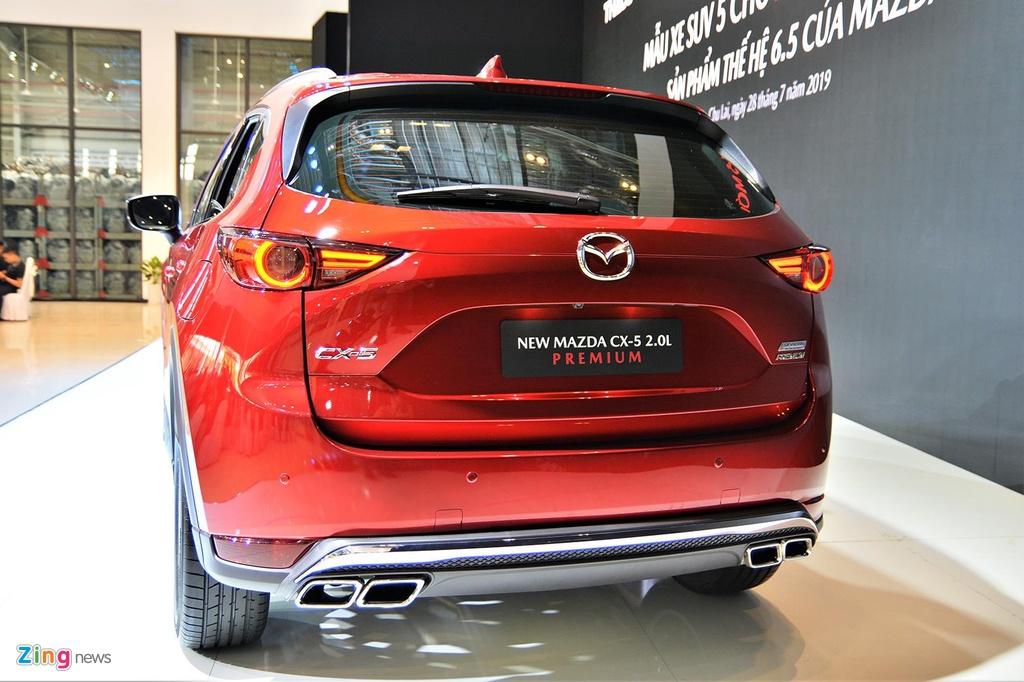 Chi tiet Mazda CX-5 2019 - chu yeu khac phuc nhuoc diem hinh anh 5