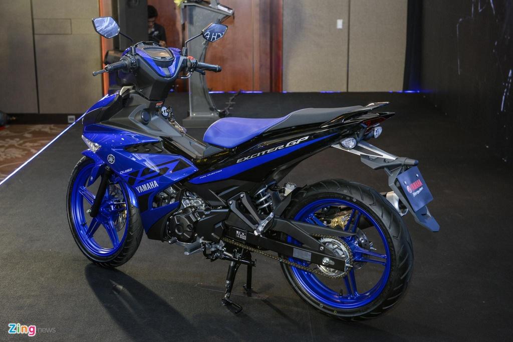 Yamaha Exciter 150 nhap khau khac gi ban lap rap trong nuoc? hinh anh 11