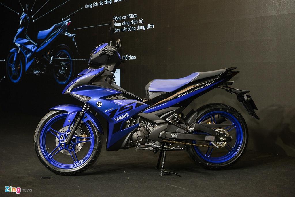 Yamaha Exciter 150 nhap khau khac gi ban lap rap trong nuoc? hinh anh 13