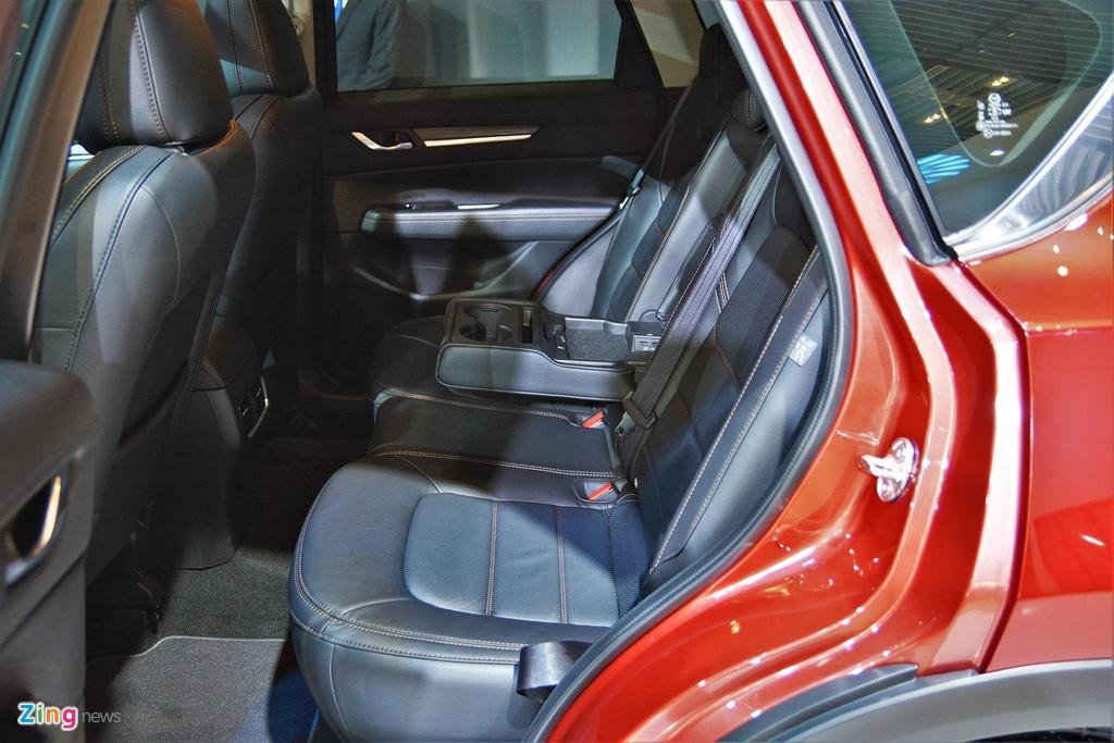 Chi tiet Mazda CX-5 2019 - chu yeu khac phuc nhuoc diem hinh anh 7