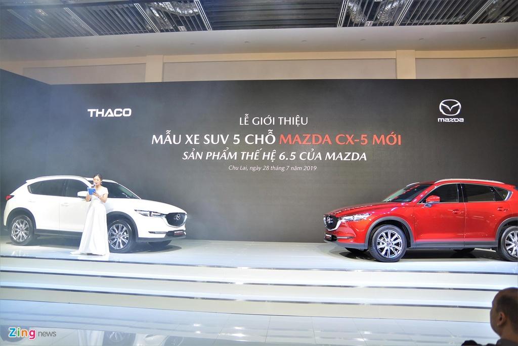 Chi tiet Mazda CX-5 2019 - chu yeu khac phuc nhuoc diem hinh anh 9