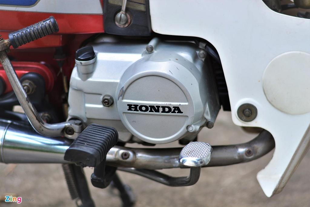 Honda Citi 100 van con moi sau khi chay 200.000 km hinh anh 5