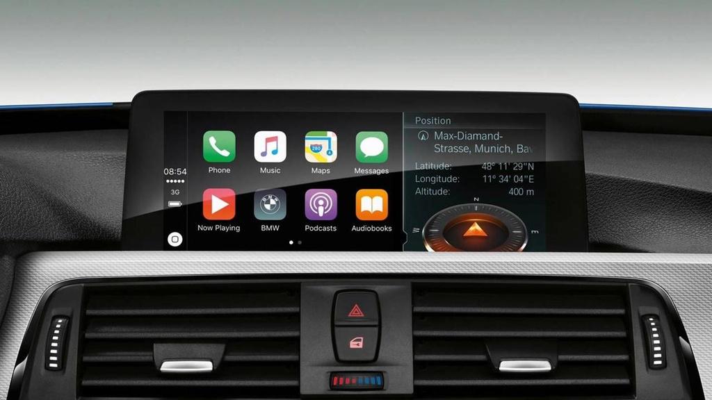 Li do BMW thu phi su dung Apple CarPlay anh 1