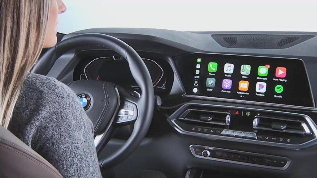 Li do BMW thu phi su dung Apple CarPlay anh 3