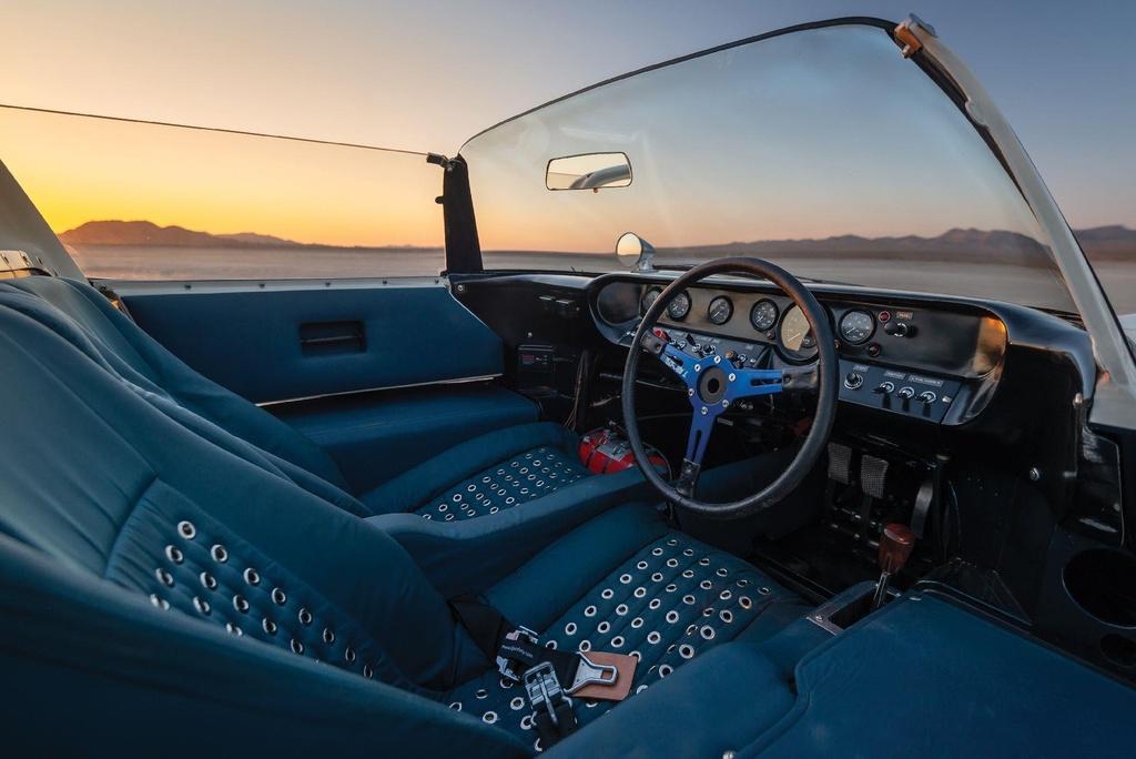 Dau gia sieu xe Ford GT40 Roadster tri gia hon 9 trieu USD hinh anh 4