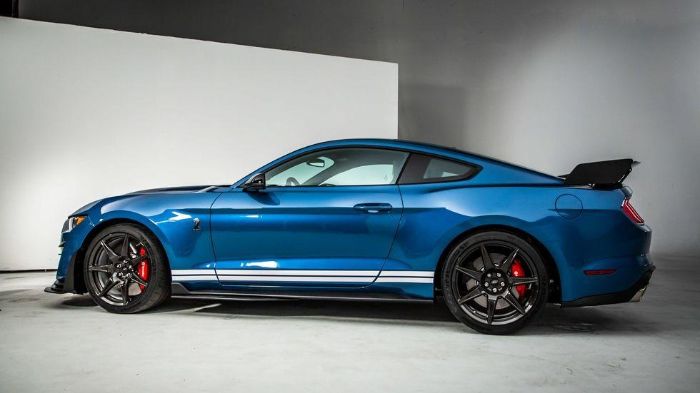 Voi 10 USD, co the so huu Ford Shellby Mustang GT500 2020 hinh anh 3