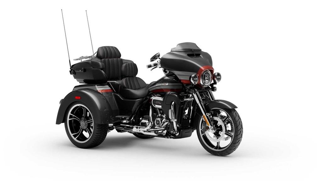 Harley-Davidson trinh lang 4 phien ban xe moi ben canh moto dien hinh anh 5
