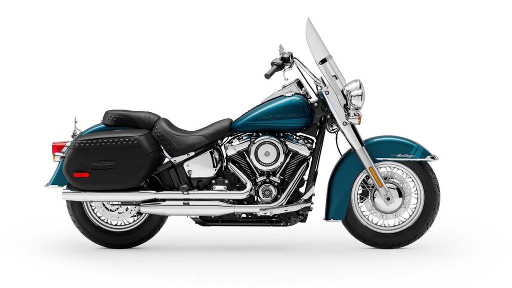 Harley-Davidson trinh lang 4 phien ban xe moi ben canh moto dien hinh anh 6