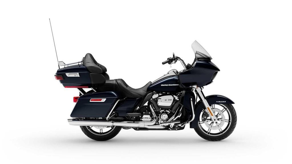 Harley-Davidson trinh lang 4 phien ban xe moi ben canh moto dien hinh anh 2