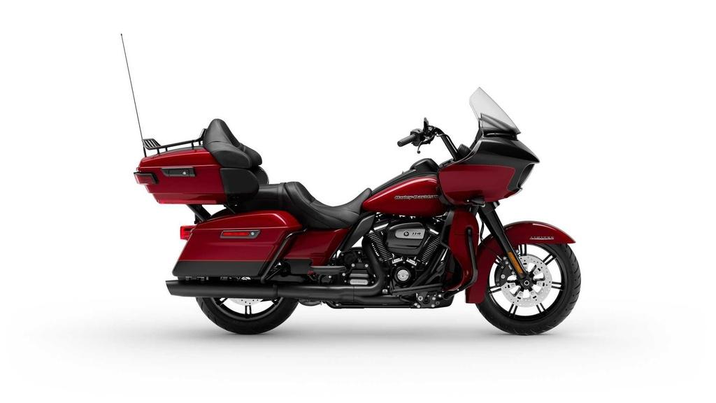 Harley-Davidson trinh lang 4 phien ban xe moi ben canh moto dien hinh anh 4