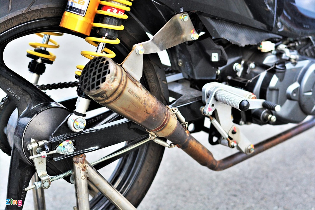 Can canh Honda Blade phien ban xe dua - tang suc manh, them tay con hinh anh 6