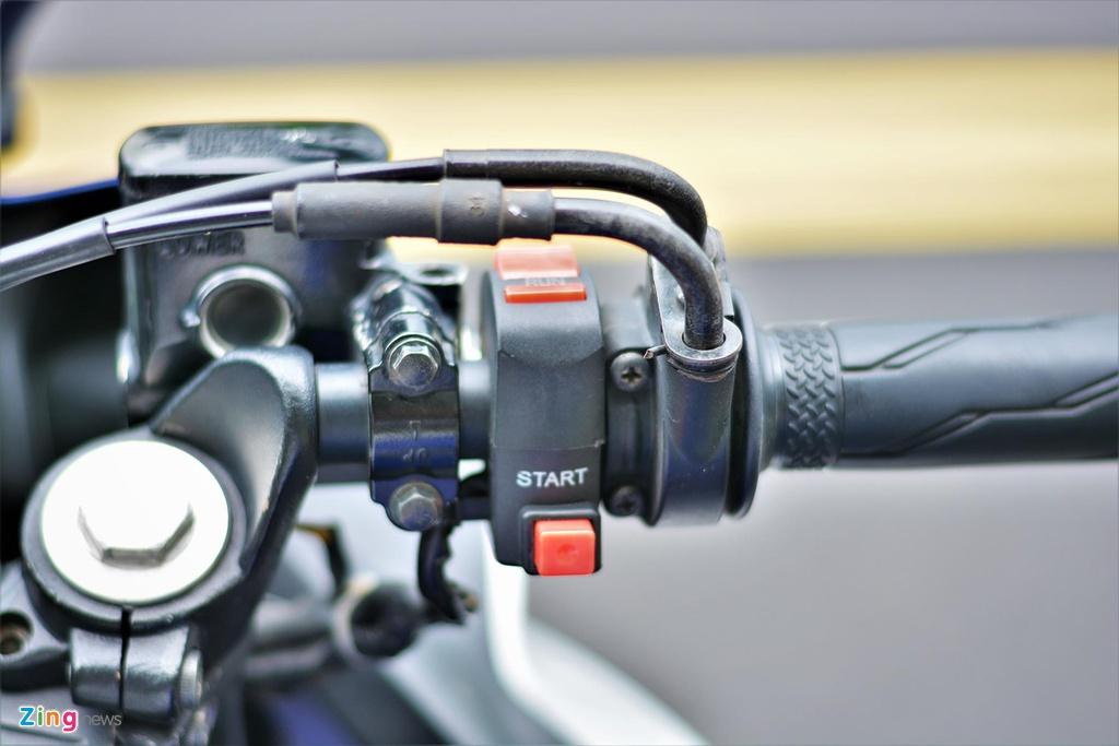 Yamaha R3 phien ban xe dua anh 5