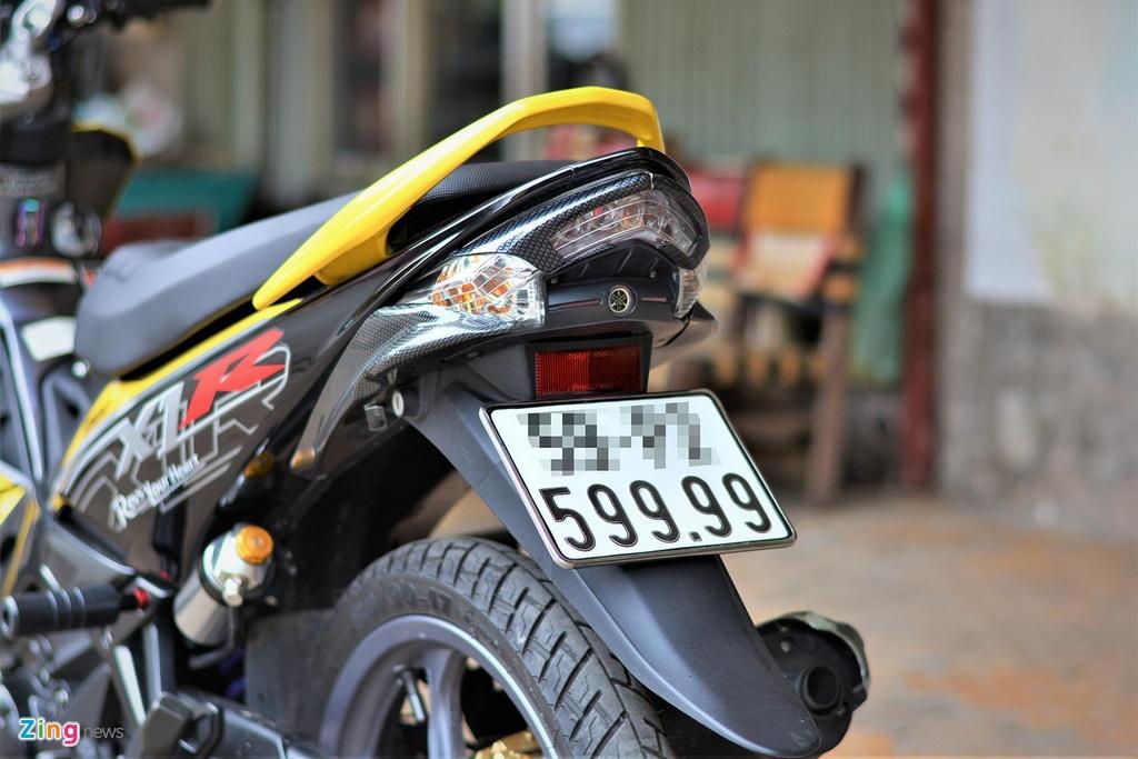 Yamaha X1R phien ban tu quy anh 14