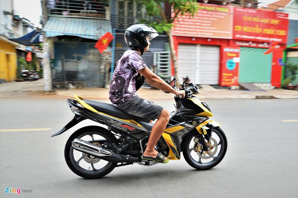 Yamaha X1R phien ban tu quy anh 15