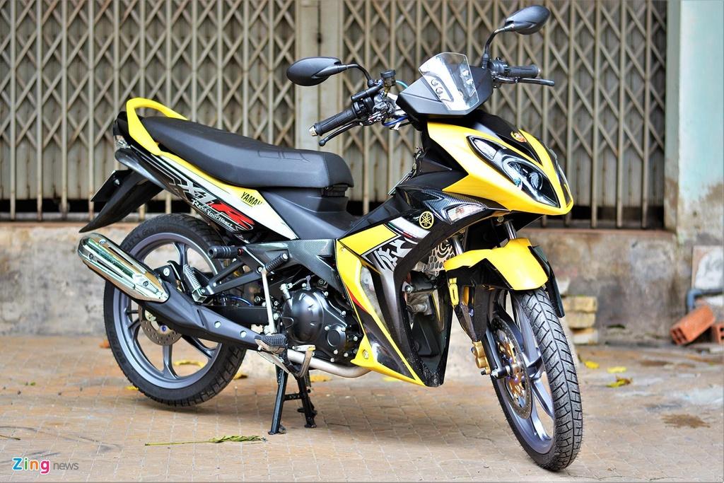 Yamaha X1R phien ban tu quy anh 1