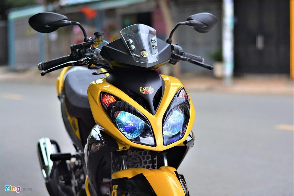 Yamaha X1R phien ban tu quy anh 2