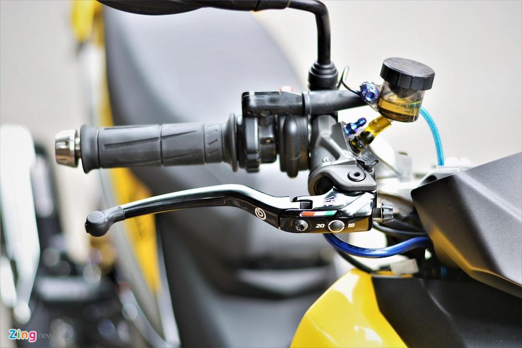 Yamaha X1R phien ban tu quy anh 3
