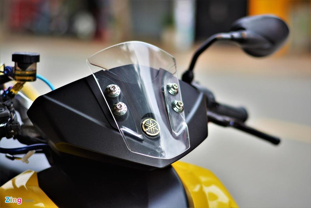 Yamaha X1R phien ban tu quy anh 5