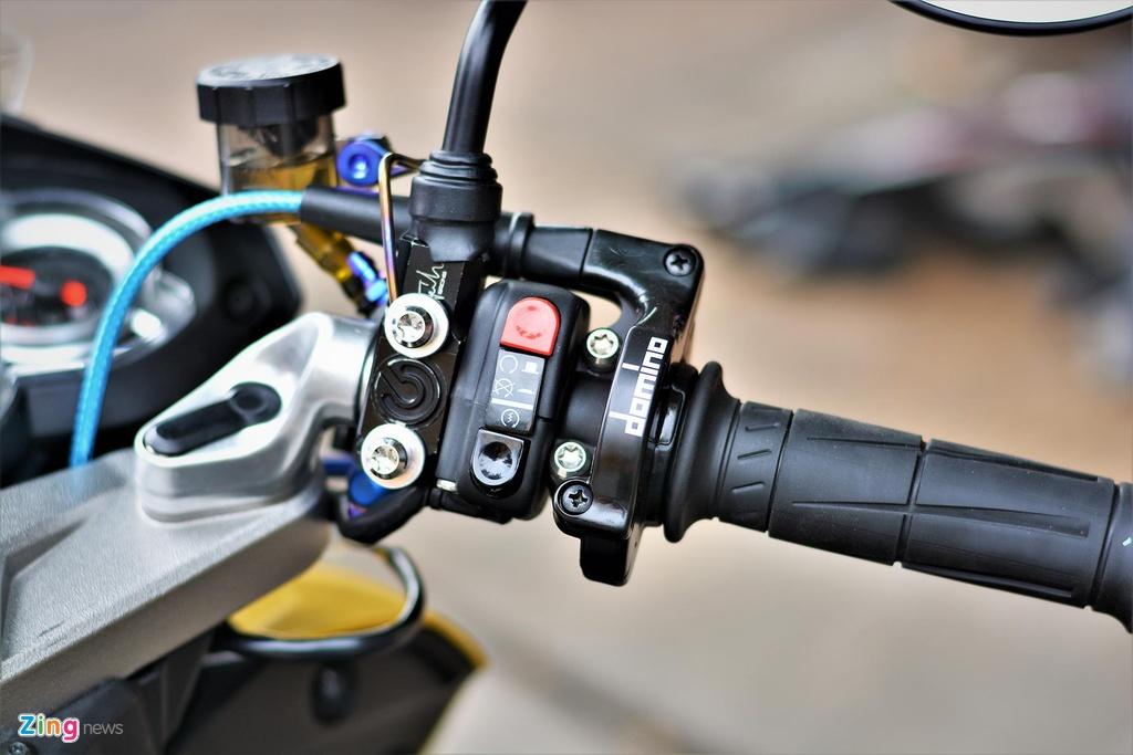 Yamaha X1R phien ban tu quy anh 6