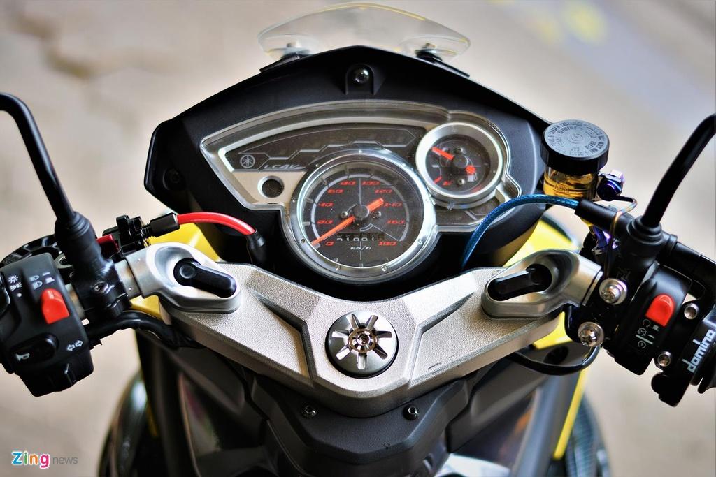 Yamaha X1R phien ban tu quy anh 7