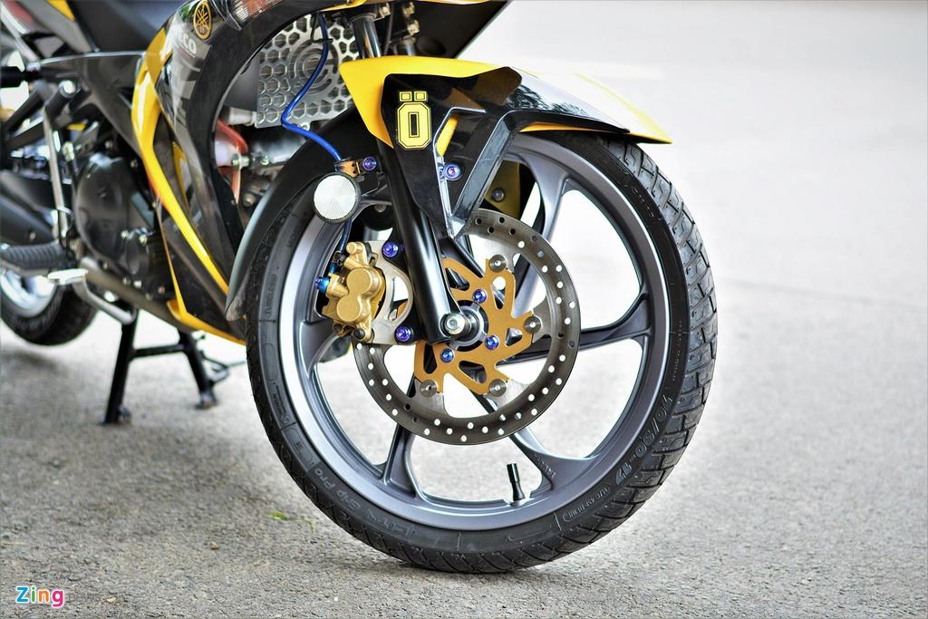 Yamaha X1R phien ban tu quy anh 8