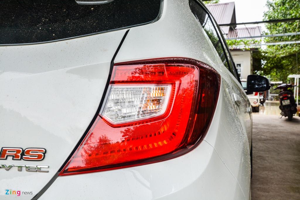 Danh gia Honda Brio - xe nho hang A co xung gia hang B? hinh anh 9