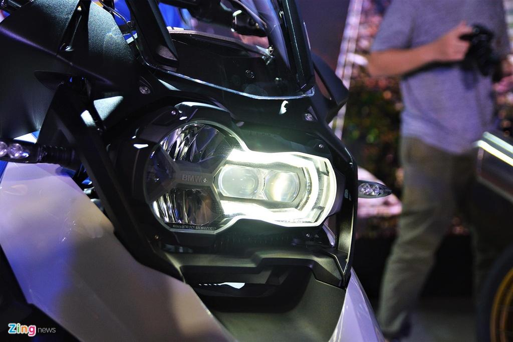 BMW ra mat 3 xe adventure R 1250 GS, R 1250 GSA va F 850 GS hinh anh 2