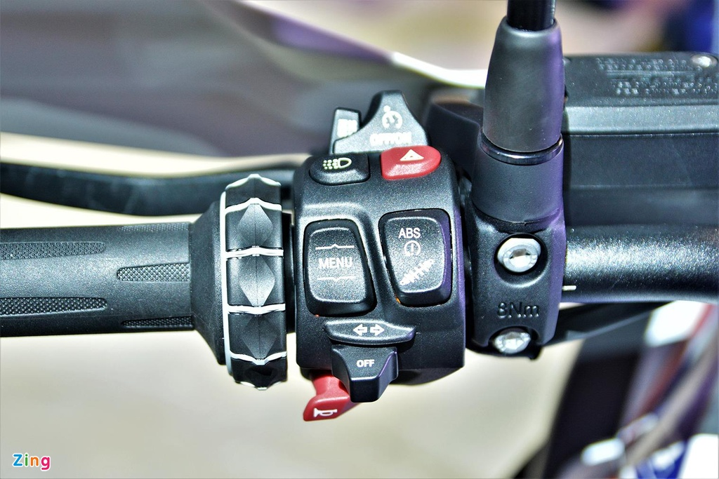 BMW ra mat 3 xe adventure R 1250 GS, R 1250 GSA va F 850 GS hinh anh 4
