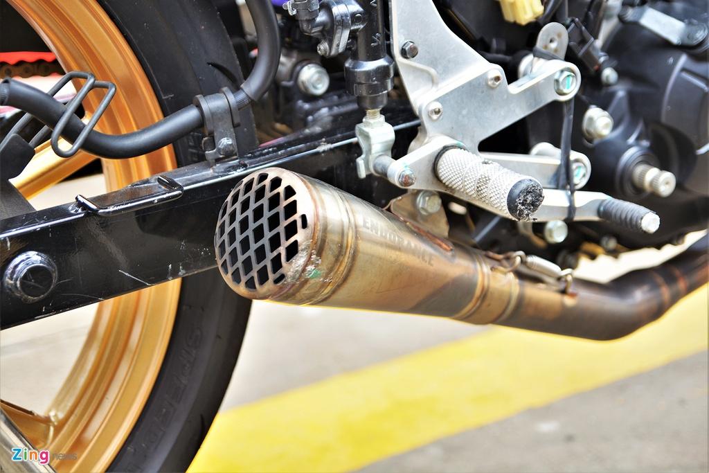 Honda Winner X phien ban xe dua duoc do chinh hang co gi dac biet? hinh anh 10