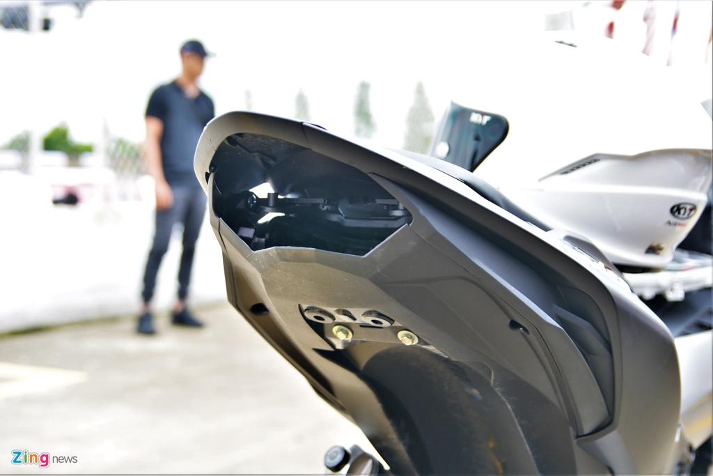 Honda Winner X phien ban xe dua duoc do chinh hang co gi dac biet? hinh anh 5