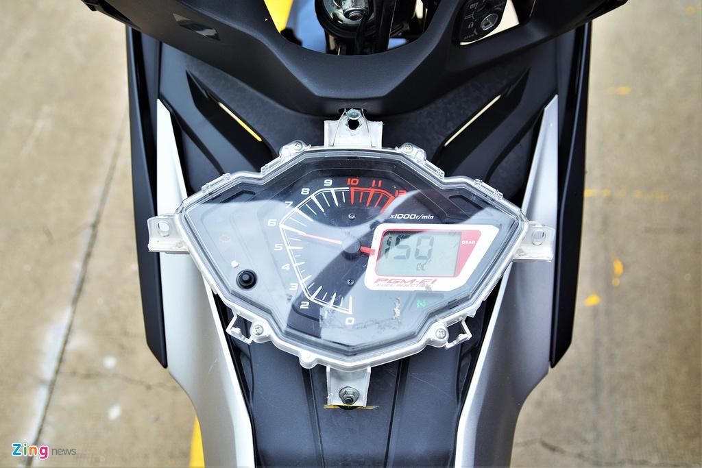 Honda Winner X phien ban xe dua duoc do chinh hang co gi dac biet? hinh anh 3