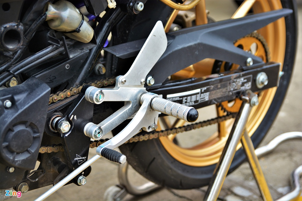 Honda Winner X phien ban xe dua duoc do chinh hang co gi dac biet? hinh anh 8