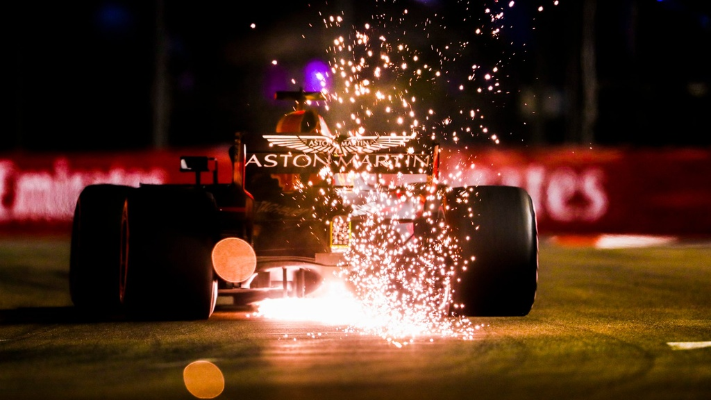 Toan canh chang dua F1 Singapore GP anh 2