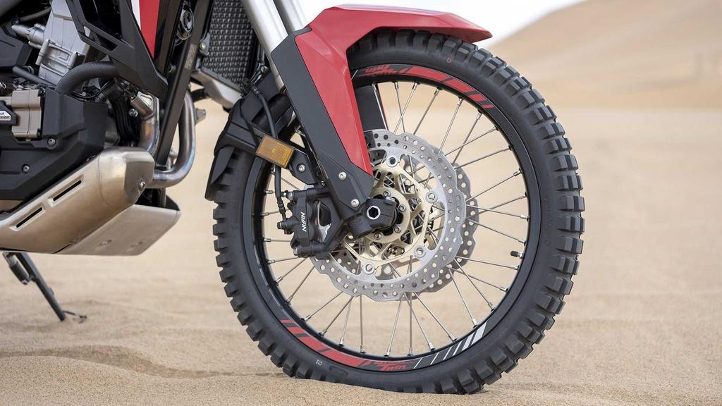 Moto phuot hang nang Honda CRF1100L Africa Twin 2020 ra mat hinh anh 9