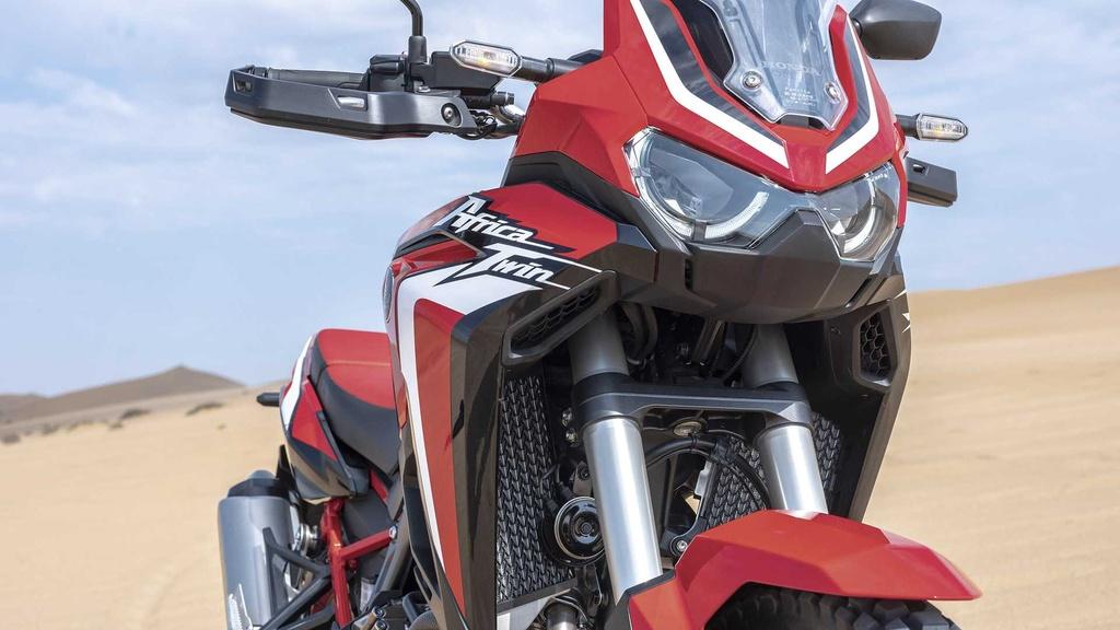 Moto phuot hang nang Honda CRF1100L Africa Twin 2020 ra mat hinh anh 2