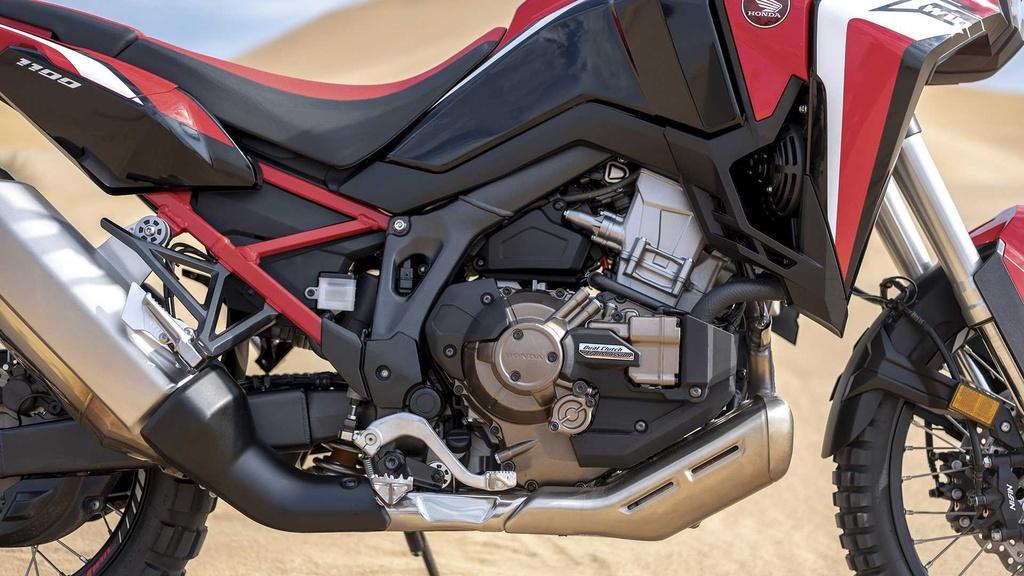 Moto phuot hang nang Honda CRF1100L Africa Twin 2020 ra mat hinh anh 5