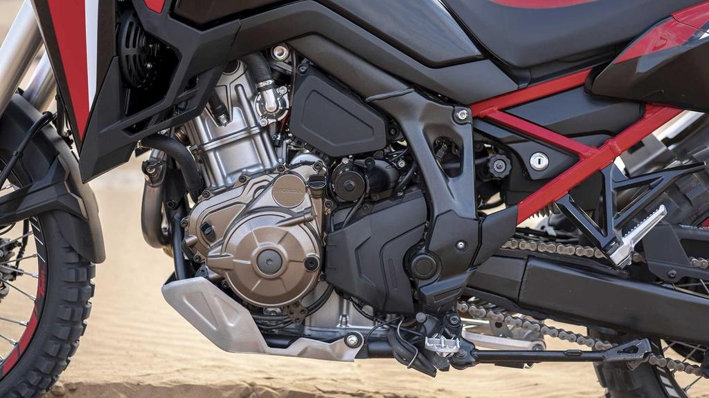 Moto phuot hang nang Honda CRF1100L Africa Twin 2020 ra mat hinh anh 7