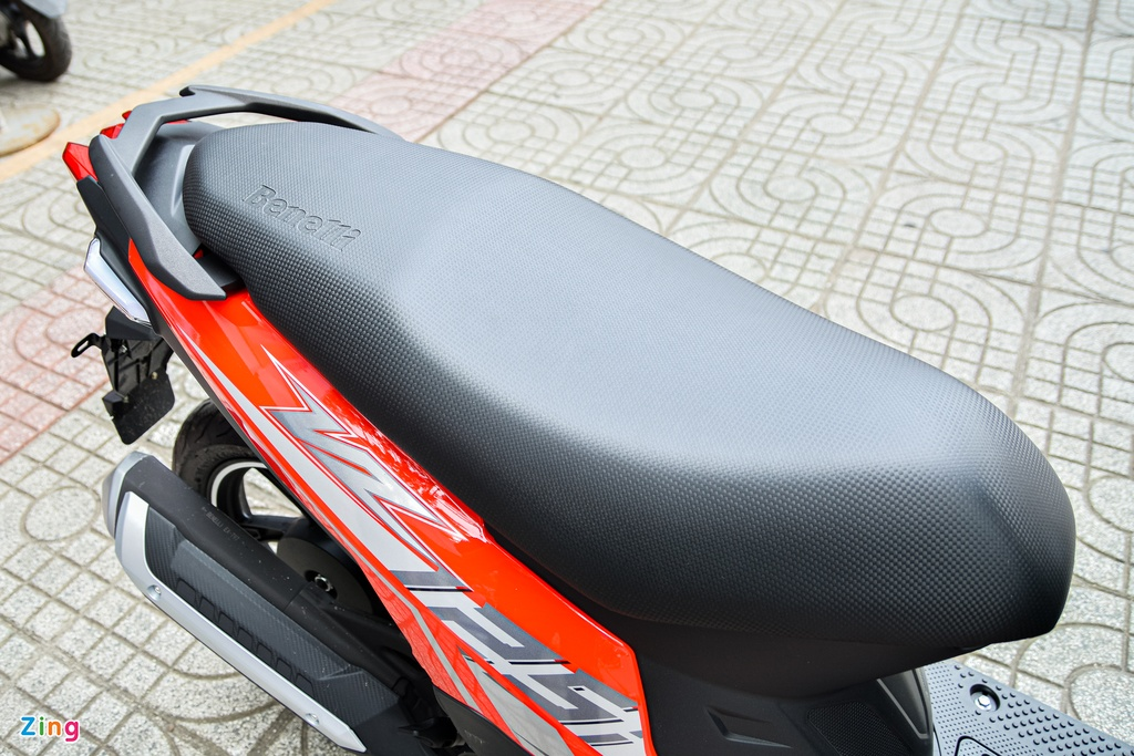 Benelli VZ125i ra mat tai VN anh 9