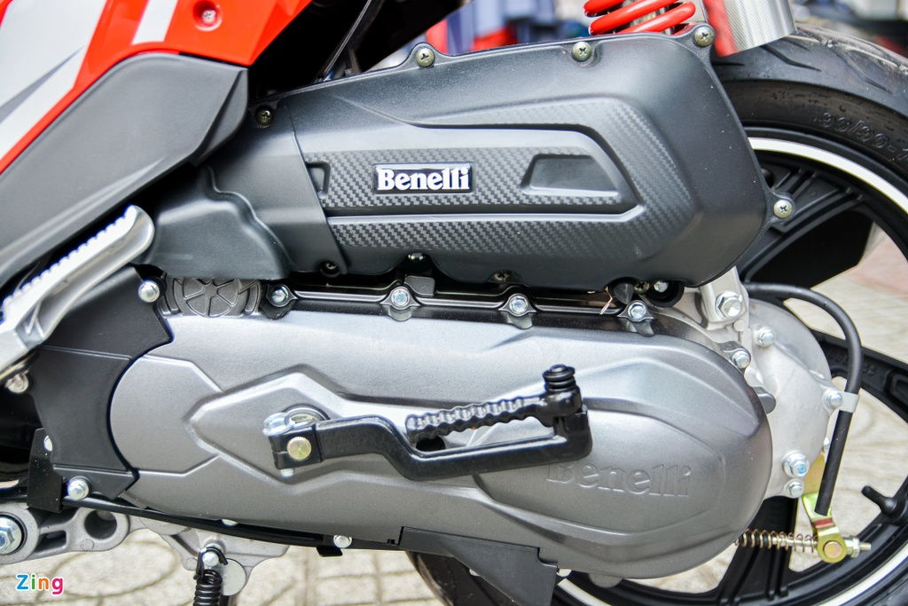 Benelli VZ125i ra mat tai VN anh 13