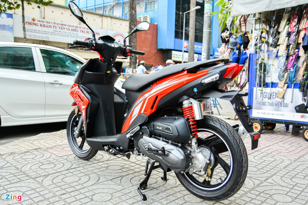 Benelli VZ125i ra mat tai VN anh 16