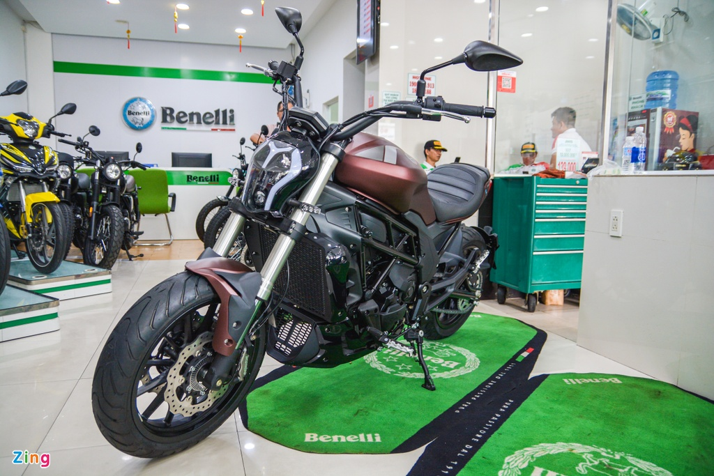 Benelli 502C ra mat VN anh 13