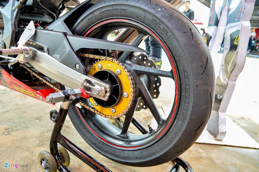 Honda CBR250RR su dung trong giai dua moto chau A ARRC co gi dac biet? hinh anh 10