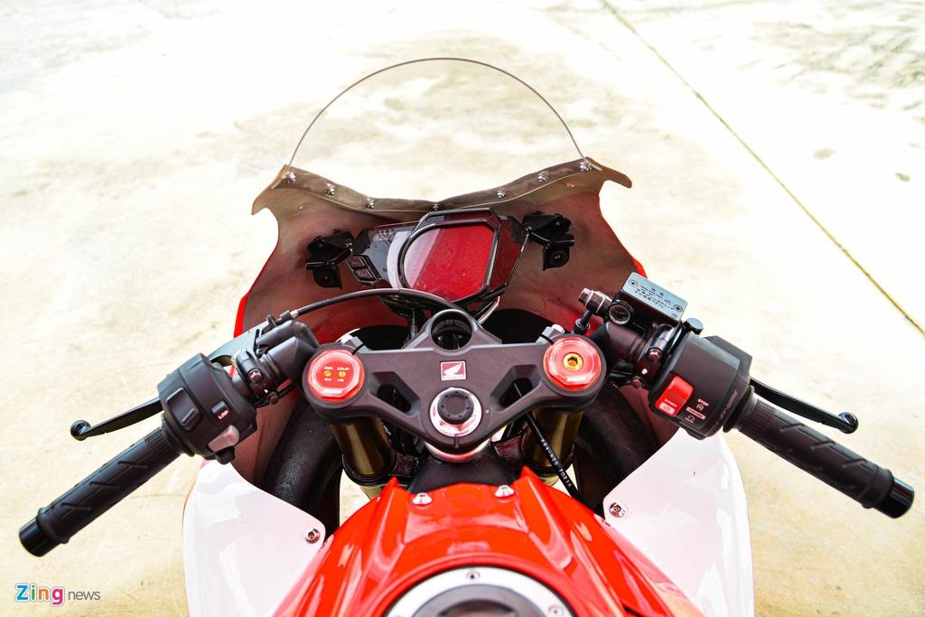 Honda CBR250RR su dung trong giai dua moto chau A ARRC co gi dac biet? hinh anh 5