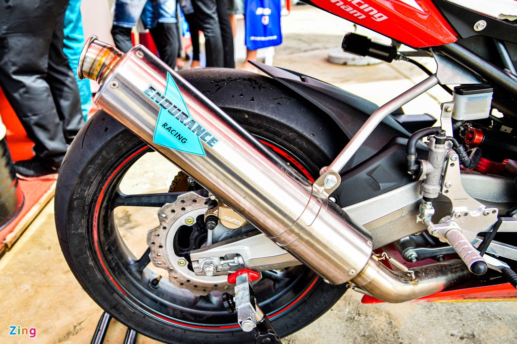 Honda CBR250RR su dung trong giai dua moto chau A ARRC co gi dac biet? hinh anh 8