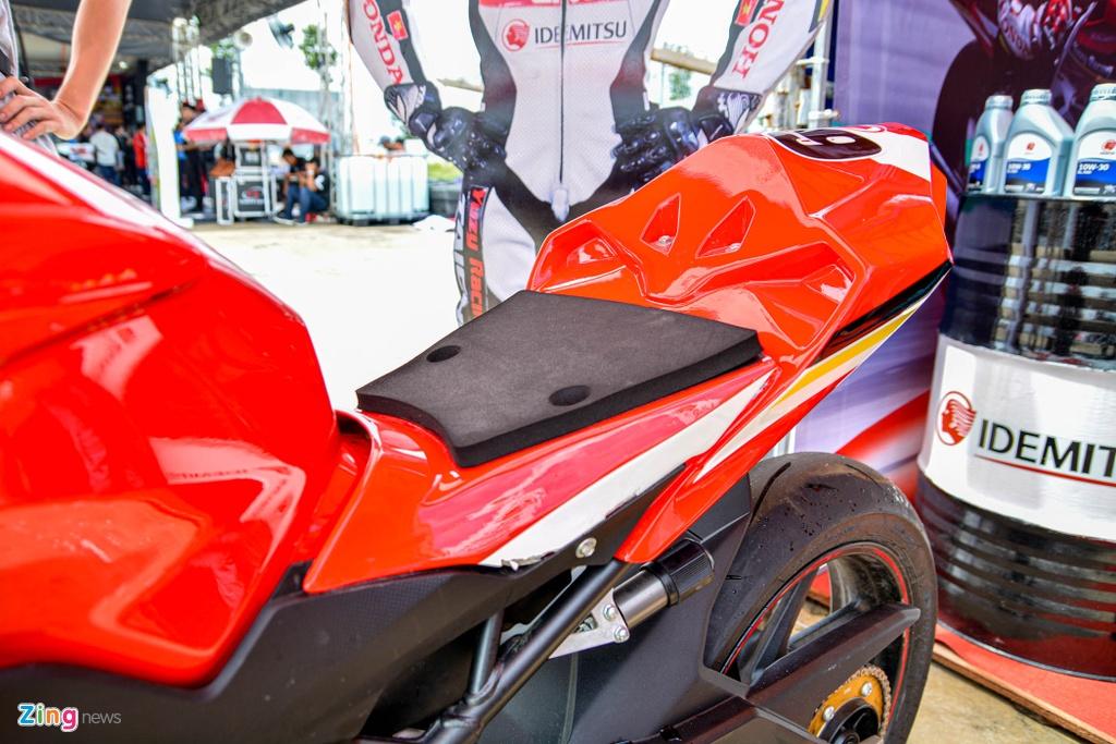 Honda CBR250RR su dung trong giai dua moto chau A ARRC co gi dac biet? hinh anh 9