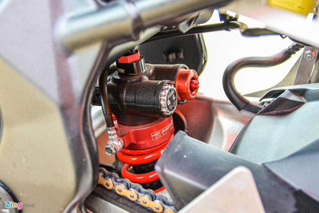 Honda CBR250RR su dung trong giai dua moto chau A ARRC co gi dac biet? hinh anh 4
